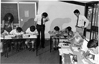 Trial of the Kumon Mathematics Programme at Ruse Primary School in N.S.W. in the 1980s